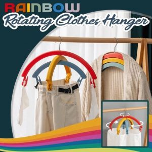 Rotating Clothes Hanger