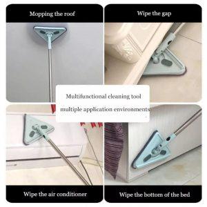 Triangle Mop Wiper